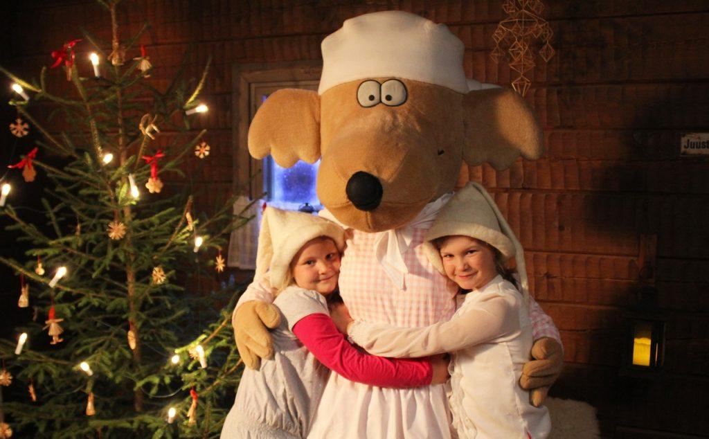 Рождество в Koiramaki, Tampere