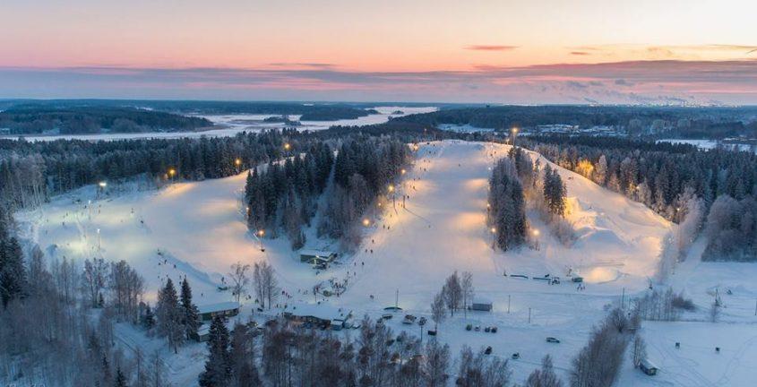 Горнолыжный центр Kokonniemi