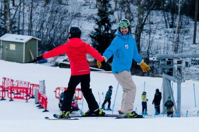 Лыжная школа Kokonniemi, Порвоо