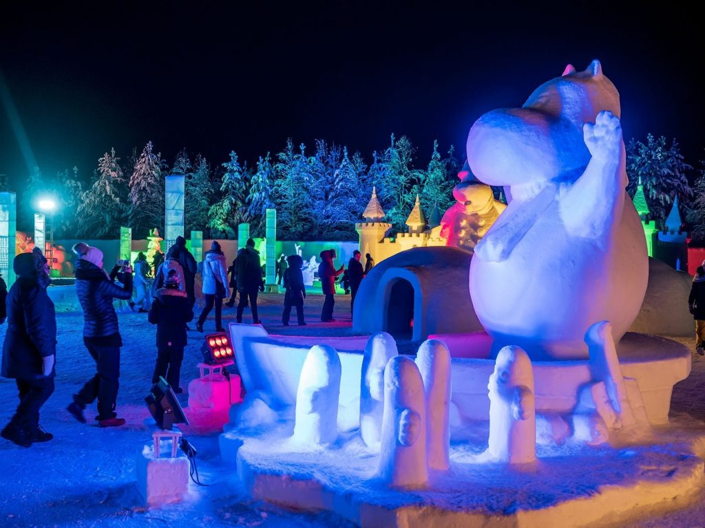 Moomin Snowcastle