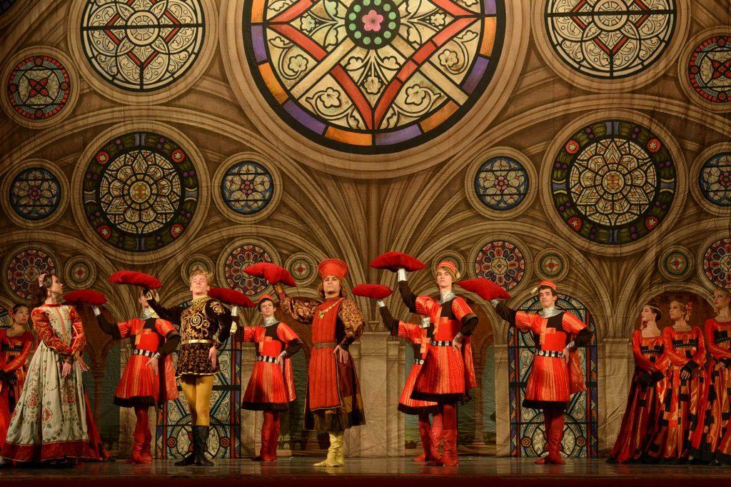 Ромео и Джульетта, Театр балета
