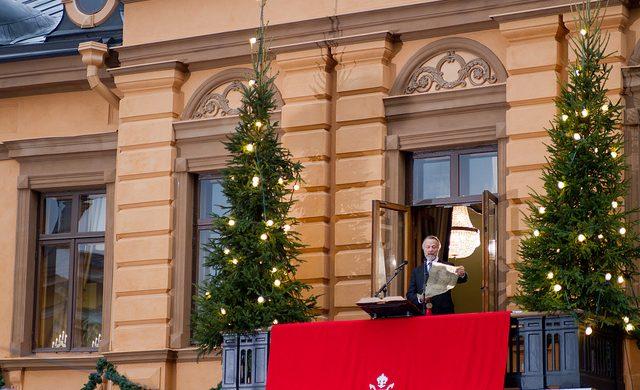Провозглашение Рождественского мира в Турку