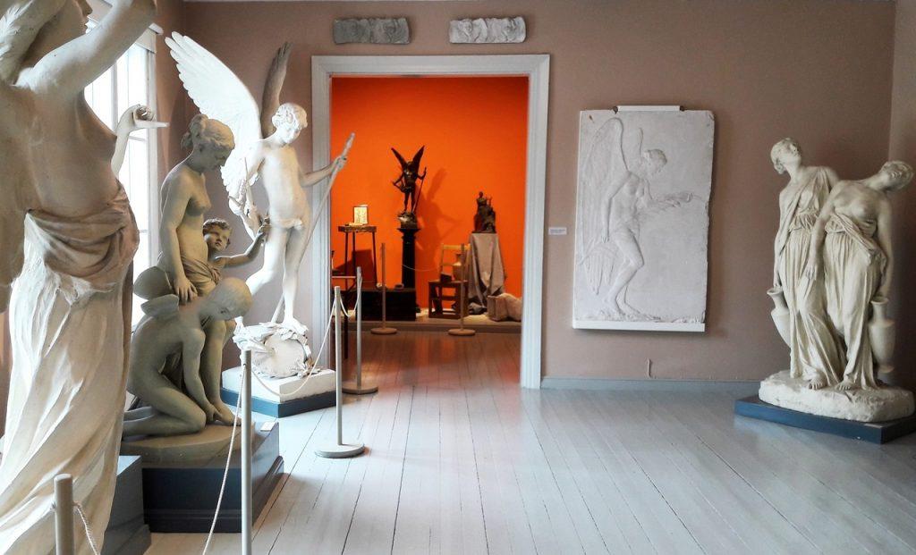 Музей скульптур Вальтера Рунеберга в Порвоо