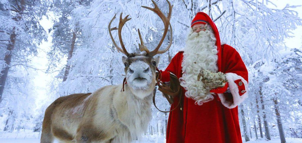 Santa Claus, Rovaniemi