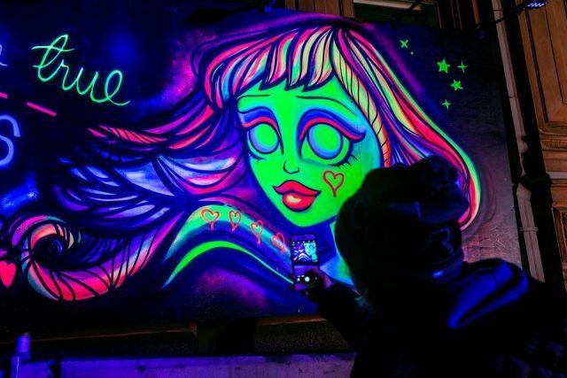 Ultraviolet Gallery, фестиваль Lux Helsinki