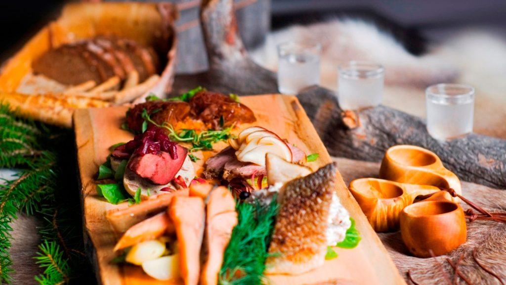 Лапландская кухня