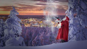 Santa Claus Rovaniemi. Фото: Visit Rovaniemi