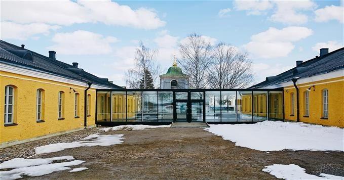 Художественный музей Лаппеенранты