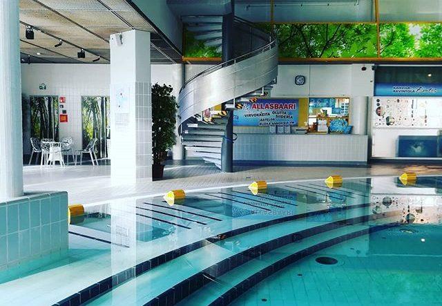 Бар у бассейна, Fontanella
