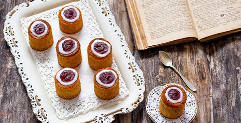 Пирожные Рунеберга