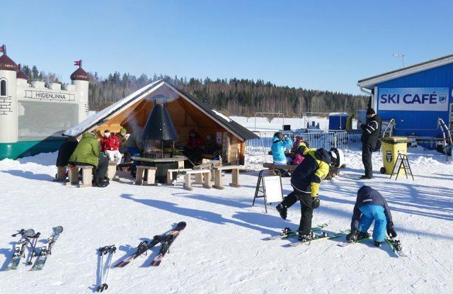 Vihti Ski WinterPark