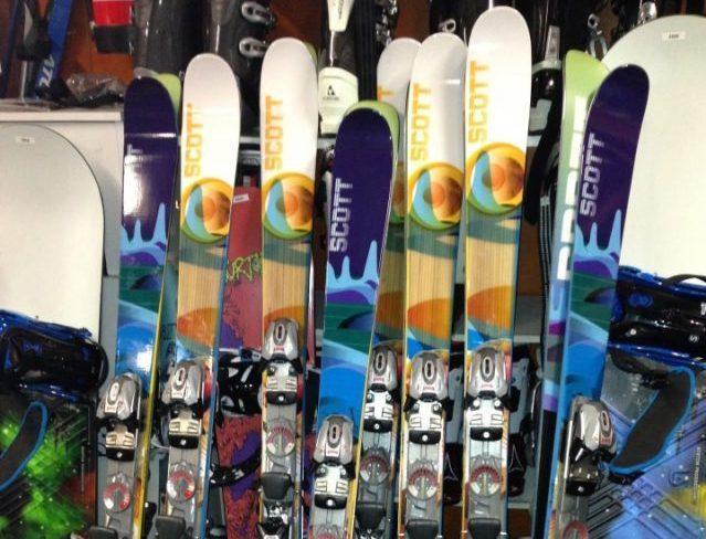 Прокат Vihti Ski