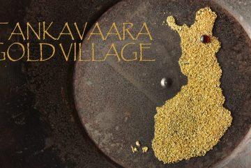 Деревня золотоискателей Tankavaara