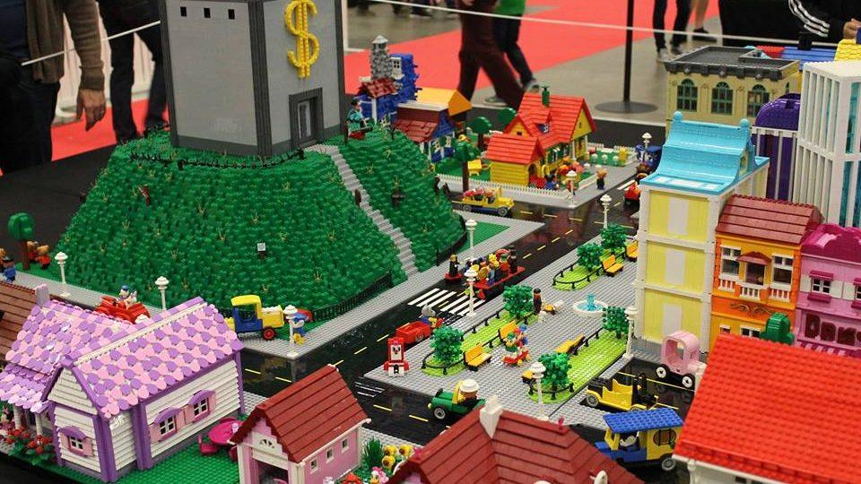 Праздник Lego в Иматре