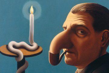 Выставка Рене Магритта в Amos Rex, Хельсинки