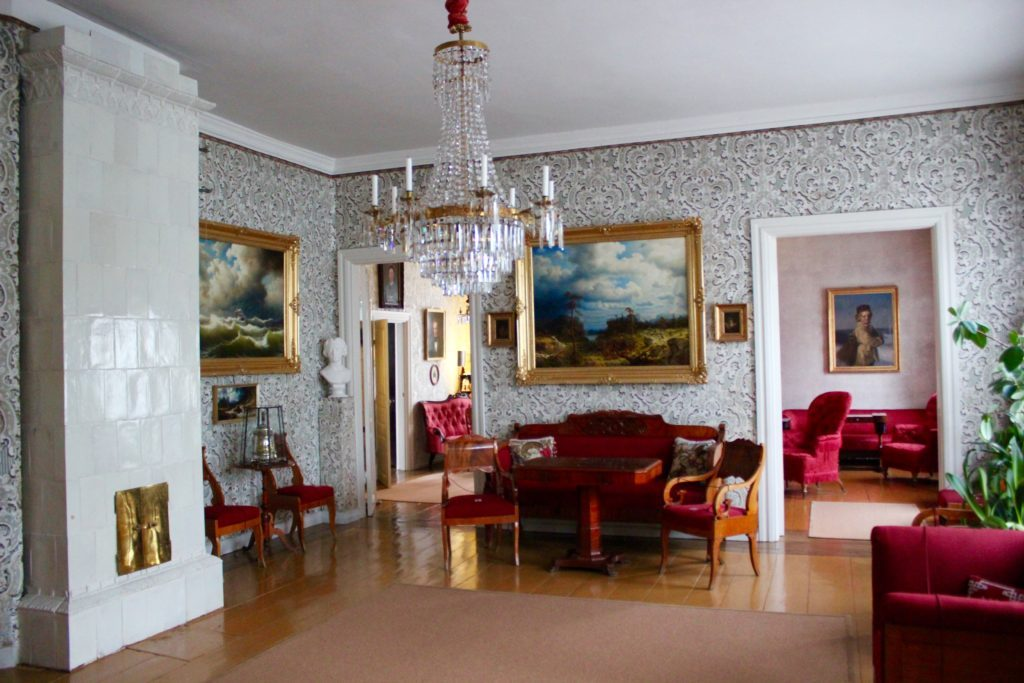 Дом-музей Рунеберга