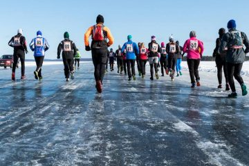 Arctic Ice Road Run, Koli