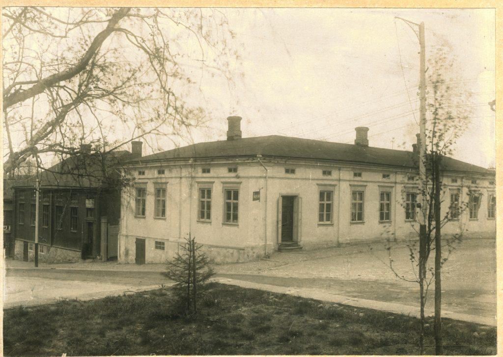 Дом Минны Кант в Куопио
